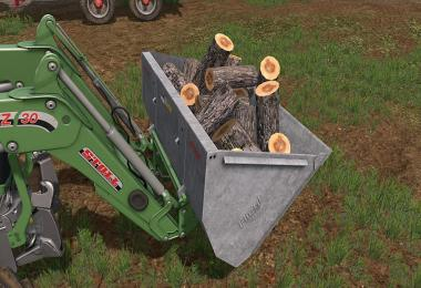 Fliegl Large Capacity Shovel v1.0.0.0