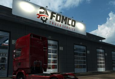 Fomco Board Big Garage