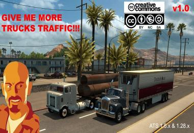 GIVE ME MORE TRUCKS TRAFFIC v1.0