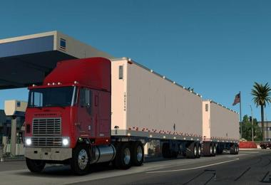 Great Dane 48 Double Trailer ATS – v3.0 (BETA 1.28)