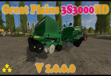 Great Plains 3S3000HD v1.0