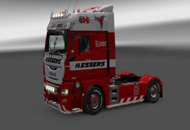 H.Essers Rose MAN Euro6 (MADster) skin