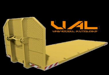 HKL Flatbed with UAL v1.0