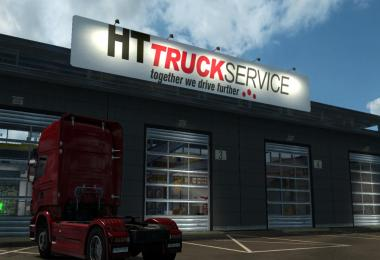 HT Truck Service Big Garage