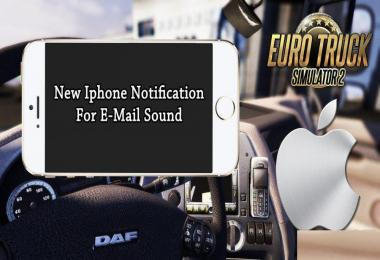 Iphone Notification For E-Mail Sound