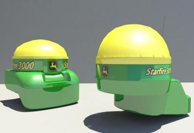 John Deere Starfire Pack v1.0