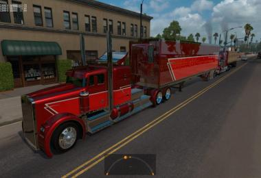 Kenworth The Phantom v1.0 + Trailer 1.28