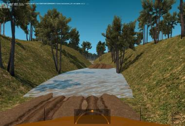 Map DLC Peru 1.4 for ATS 1.6 and 1.28.x
