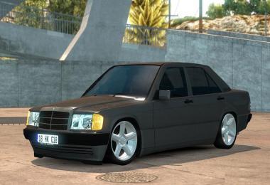 Mercedes 190E - ATS
