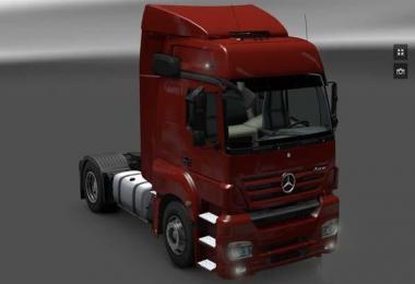Mercedes Benz Axor v3.0