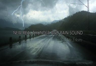 New Real Thunder and Rain Sound v1.0