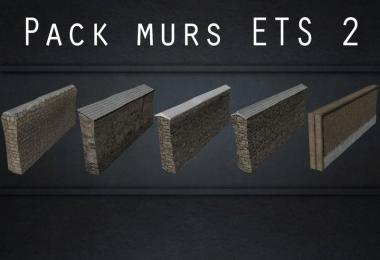 Pack Murs ETS 2 Final