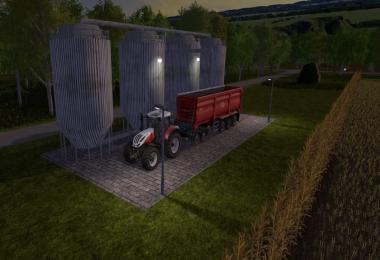 Placeable temporary storage silos v1.0