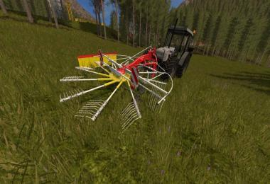 Pottinger ALPIN TOP 300 (Front swather) v1.0