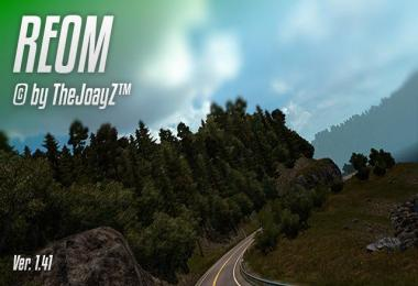 Realistic Environment Overhaul Mod v1.41