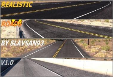 Realistic Roads v1.0
