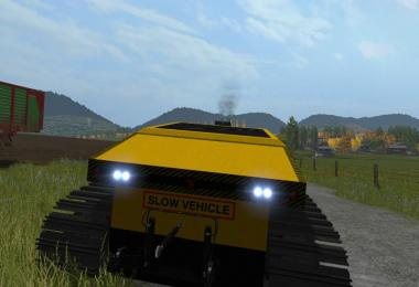 Reptiles v1.2 with trailer coupling mod