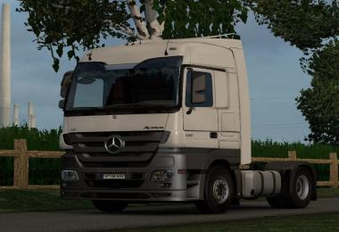 Reworked Actros MP3 Sound