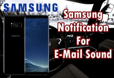 Samsung Notification For E-Mail Sound