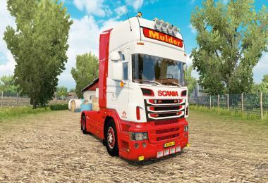 Scania R V8 Mulder 1.28.x
