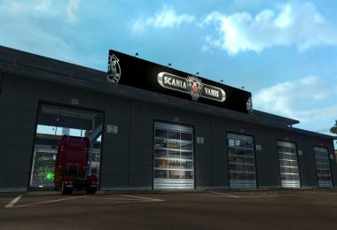 Scania Vabis Big Garage