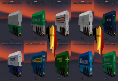 SCS Glass Trailer Reworked V1.28 (Update) 1.28.Xs