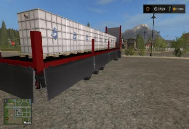 Semi trailer Kogel v2.0.0.0