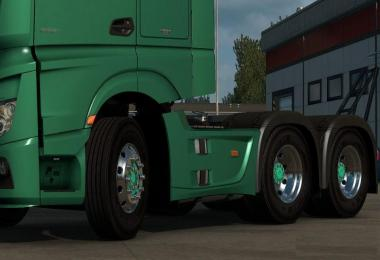 Short 6x2 & 6x4 Chassis MP4 v1.0