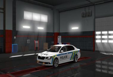 Skoda Policie CR Skin 1.28