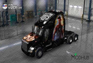Sleeping Dogs Paintjob  Universal