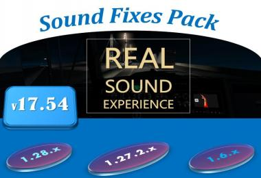 Sound Fixes Pack v17.54