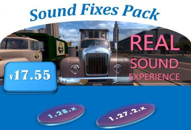 Sound Fixes Pack v17.55