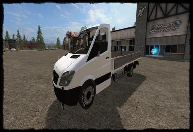 Sprinter Farming simulator 17 v1.0