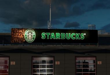 Starbucks Big Garage