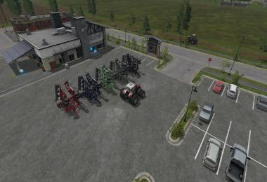 Tiger 10LT Cultivator Pack v1.2 Update fix