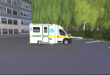 UMH SAMU 38 / SMUR de Grenoble v1.0