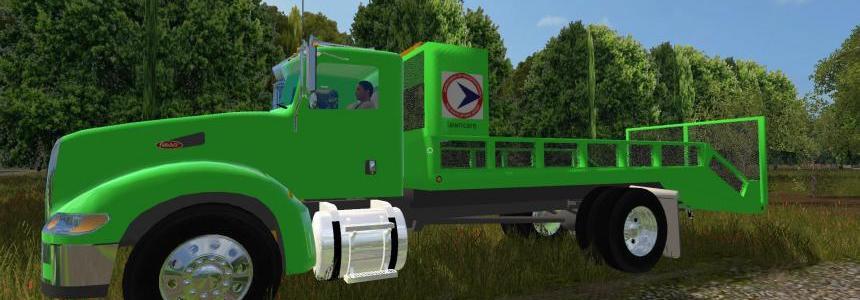 PeterBilt Landscape Truck NJ DOT v2