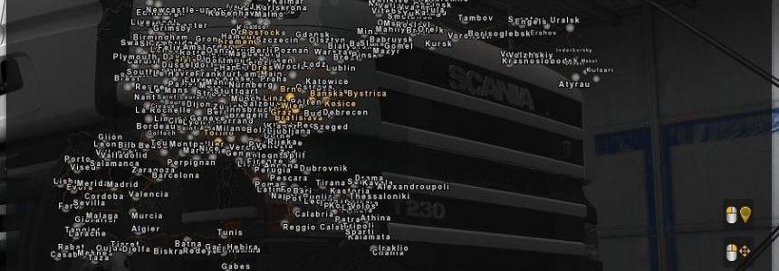 Fix TSM + Kazakhstan