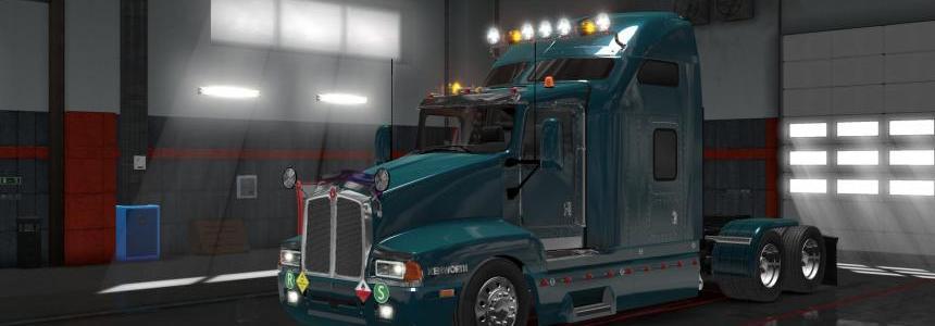 American Truck Pack - ProMods Deluxe V5 v1.28.x