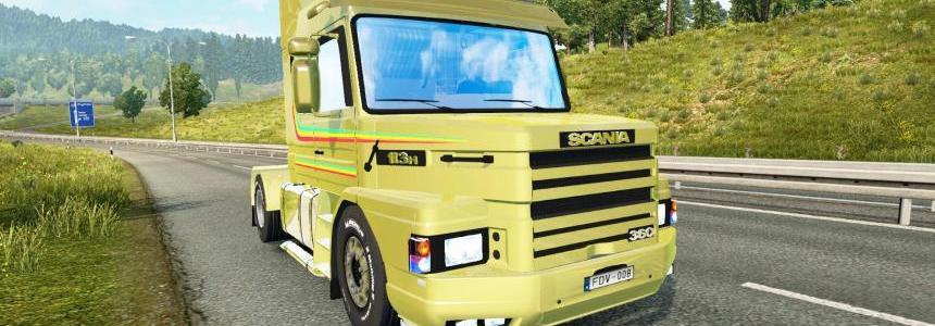 Scania T113H 360 1.28.x
