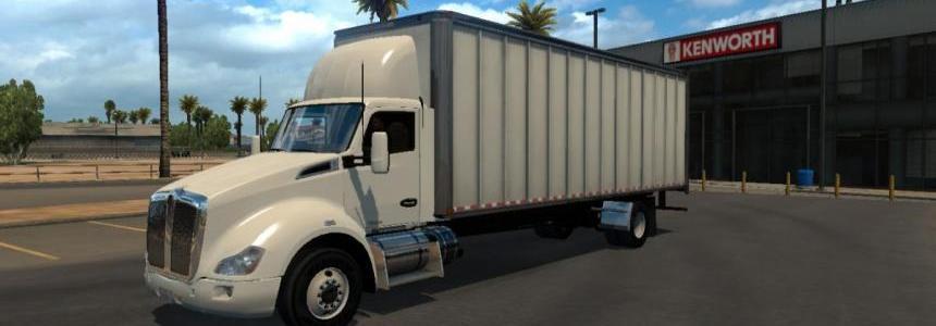 T680 Box Truck v1.0