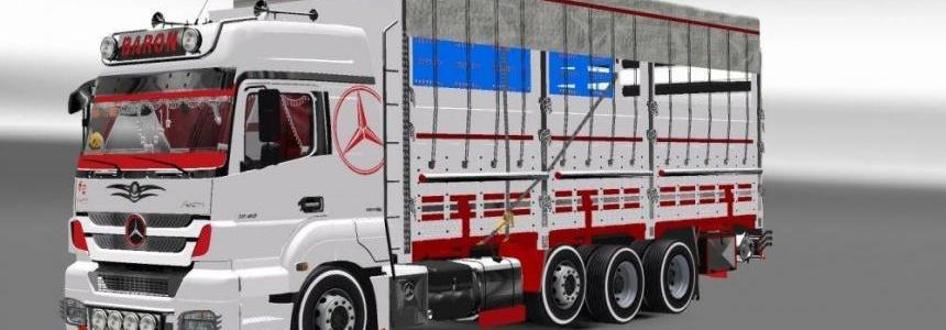 Mercedes Axor 3240 v1.0