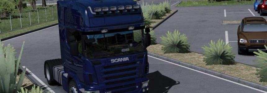 Scania R500 V8 R1 1.28.x