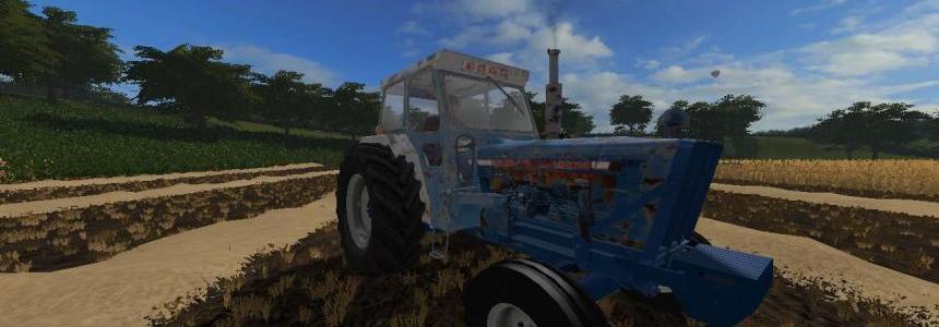 Rusty Ford 4000 v1.0.0.0