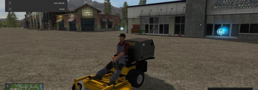 FS17 Mower Pack With Bobcat Mower v1.0