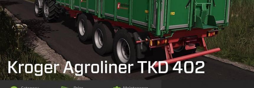 Agroliner TKD Pack v1.1