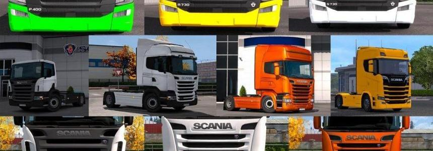 All Truck Scania Pack (P,G,R,S)