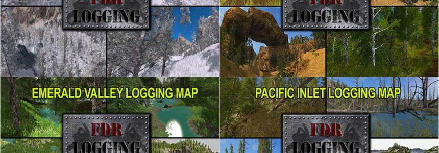 All V5 maps by FDR Logging