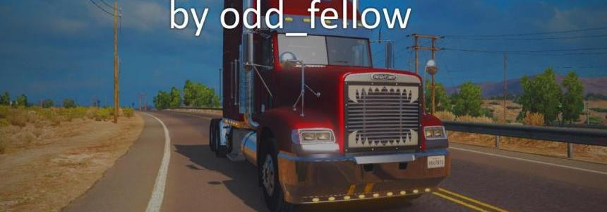 [ATS] Freightliner FLD v1.5 by odd_fellow