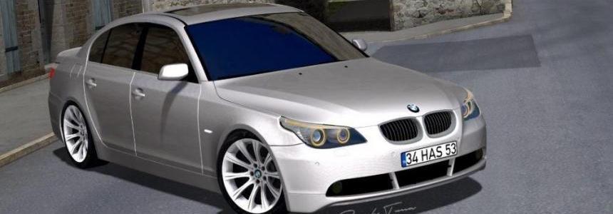 BMW 5 Series E60 Pack v2.0